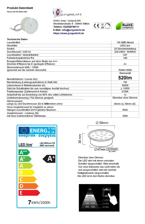 LED-Line-7W-flach