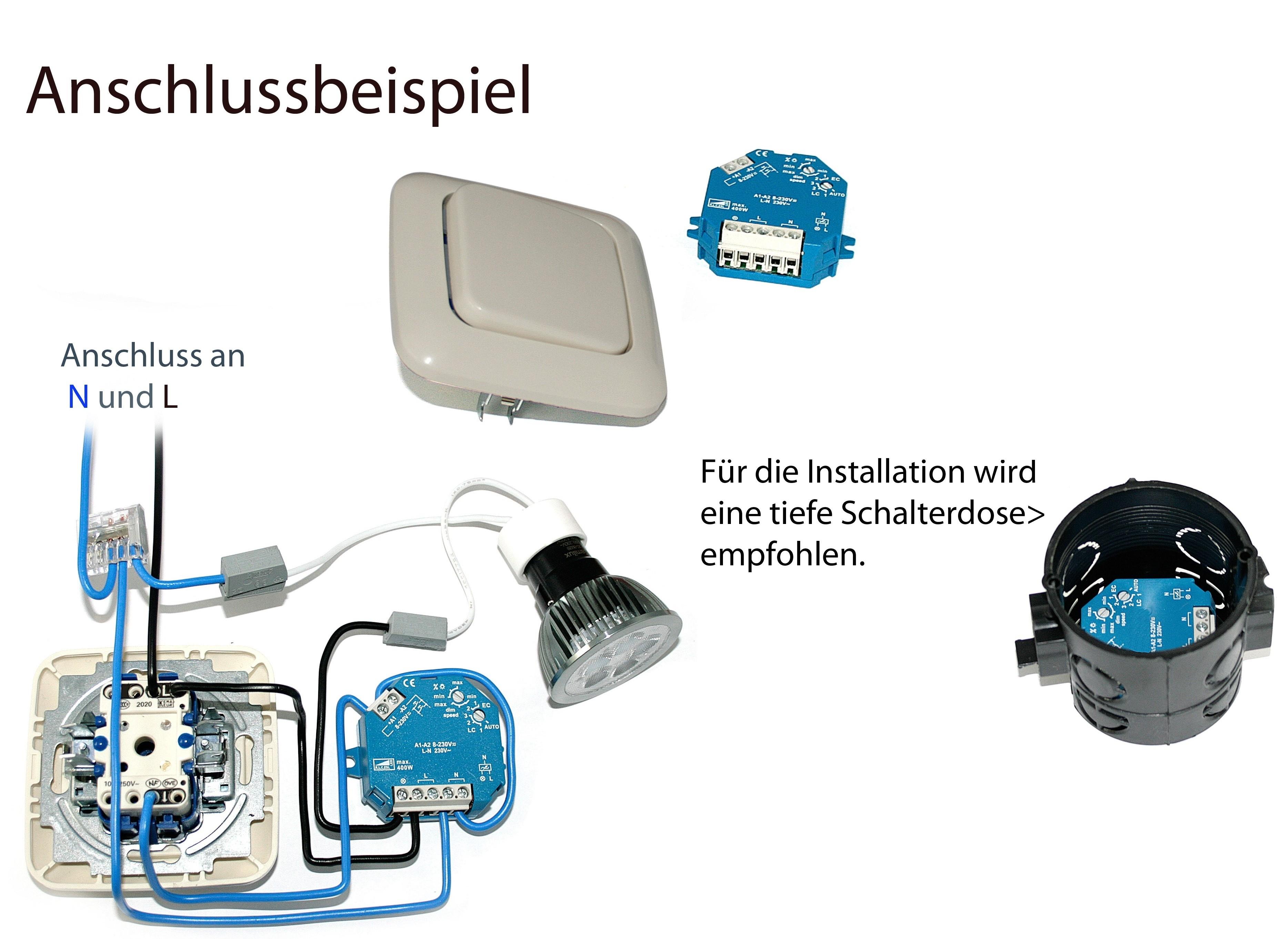 100W-LED-Dimmer-Datenblatt